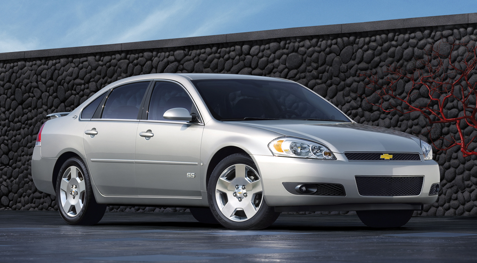 future collectibles 2006 2009 chevrolet impala ss the. Black Bedroom Furniture Sets. Home Design Ideas