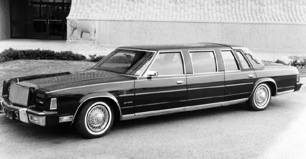 1979 New Yorker Limo