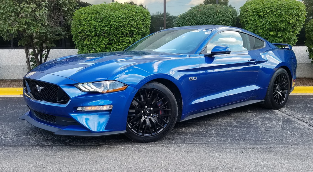 2018 Ford Mustang GT with Performance Pack