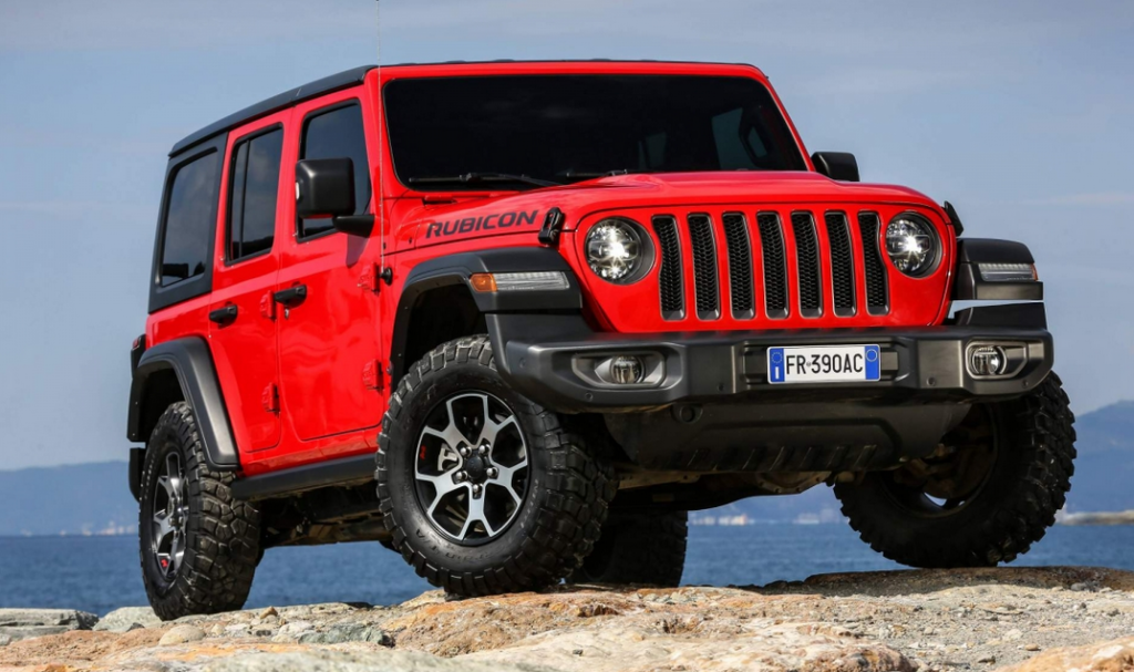 2019 Jeep Wrangler, Vehicles With Best Resale Value