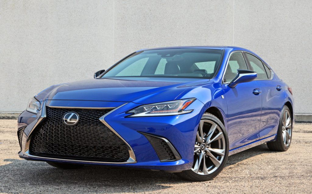 Test Drive 2019 Lexus Es 350 F Sport The Daily Drive Consumer