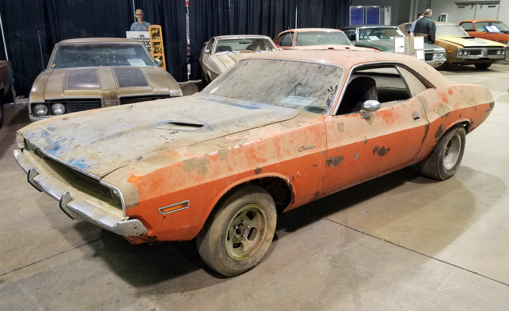 Barn Finds And Hidden Gems At The 2018 Muscle Car And Corvette