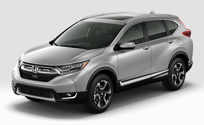 2019 Honda CR-V in Lunar Silver
