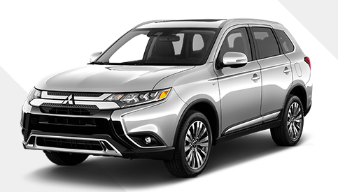 2019 Mitsubishi Outlander in Alloy Silver