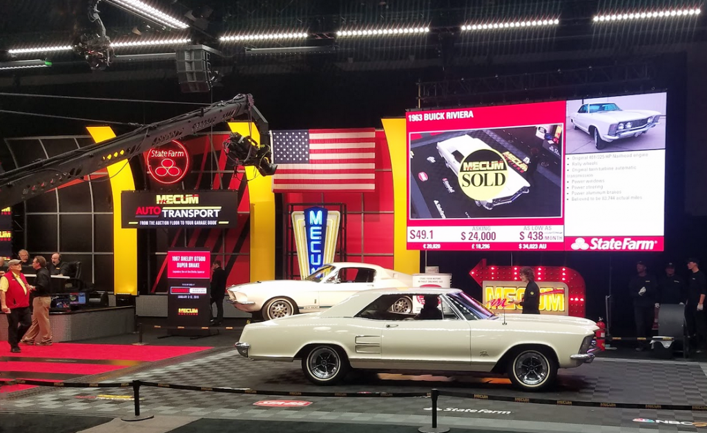 2018 Mecum Chicago Auction