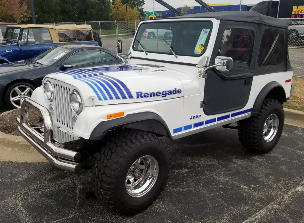 1978 Jeep CJ-7 Renegade