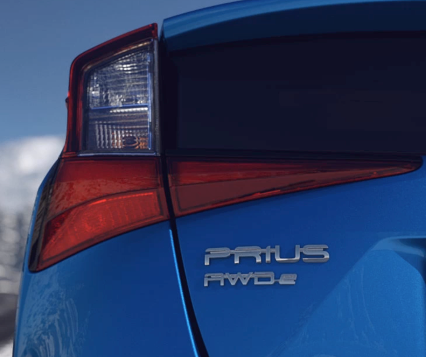 2019 Toyota Prius AWD-e The Daily Drive