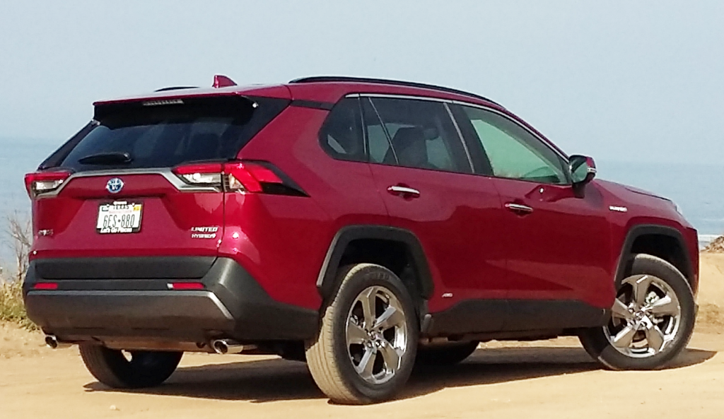 2019 Toyota Rav4 The Daily Drive Consumer Guide