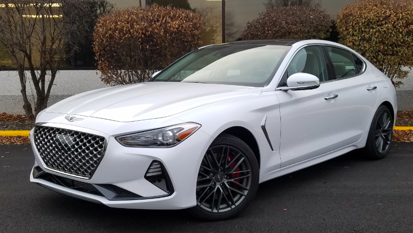 2019 Genesis G70 Awd 3 3t The Daily Drive Consumer Guide