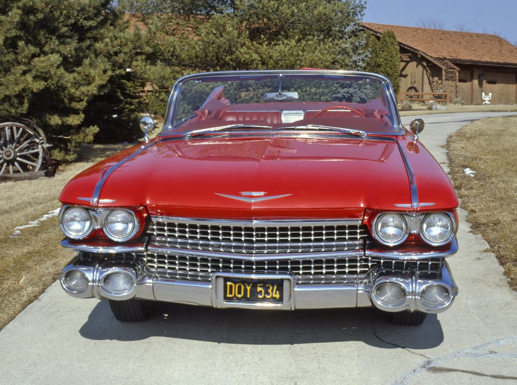 1959 Cadillac Grille