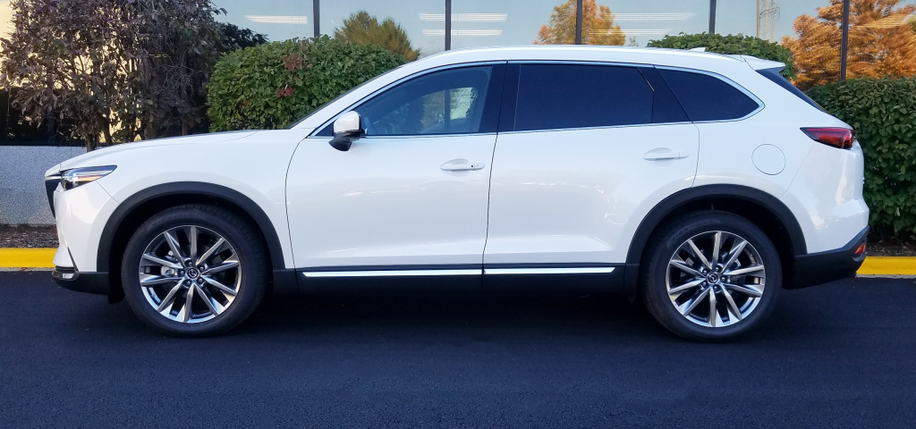 2019 Mazda CX-9 in Snowflake