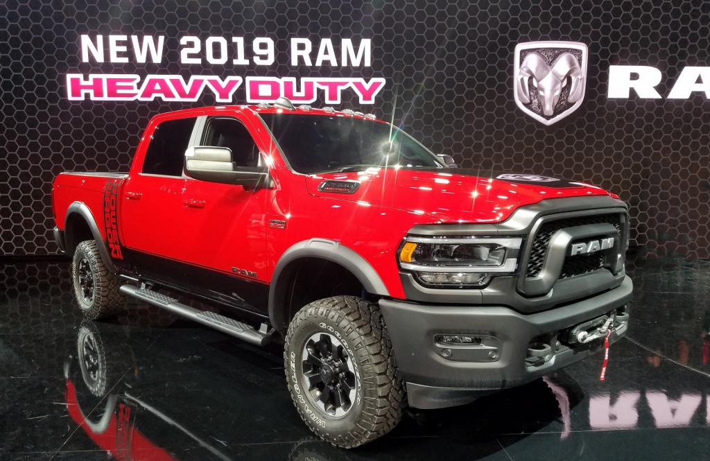 Ram 3500 Towing Capacity >> 2019 Detroit Auto Show: 2019 Ram Heavy Duty | The Daily Drive | Consumer Guide® The Daily Drive ...