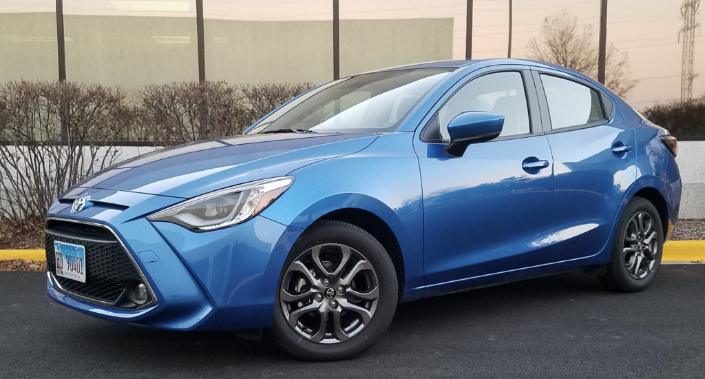 2019 Toyota Yaris The Daily Drive Consumer Guide 174