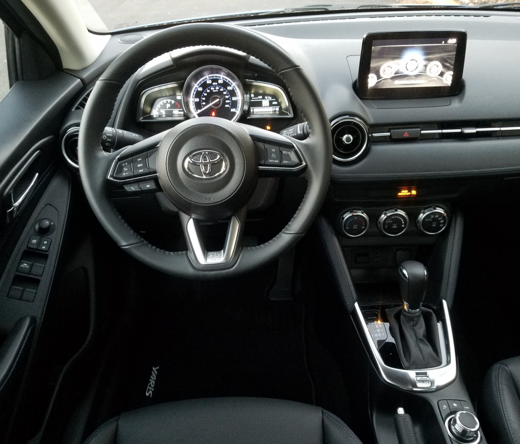 2019 Toyota Yaris The Daily Drive