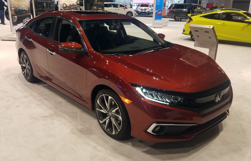 Local Color: Unusual Paint Hues at the 2019 Chicago Auto Show | The Daily Drive | Consumer Guide ...