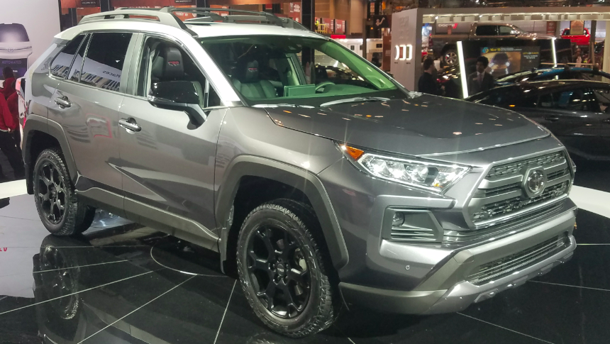 2020 Toyota Rav4 Trd Off Road The Daily Drive Consumer Guide