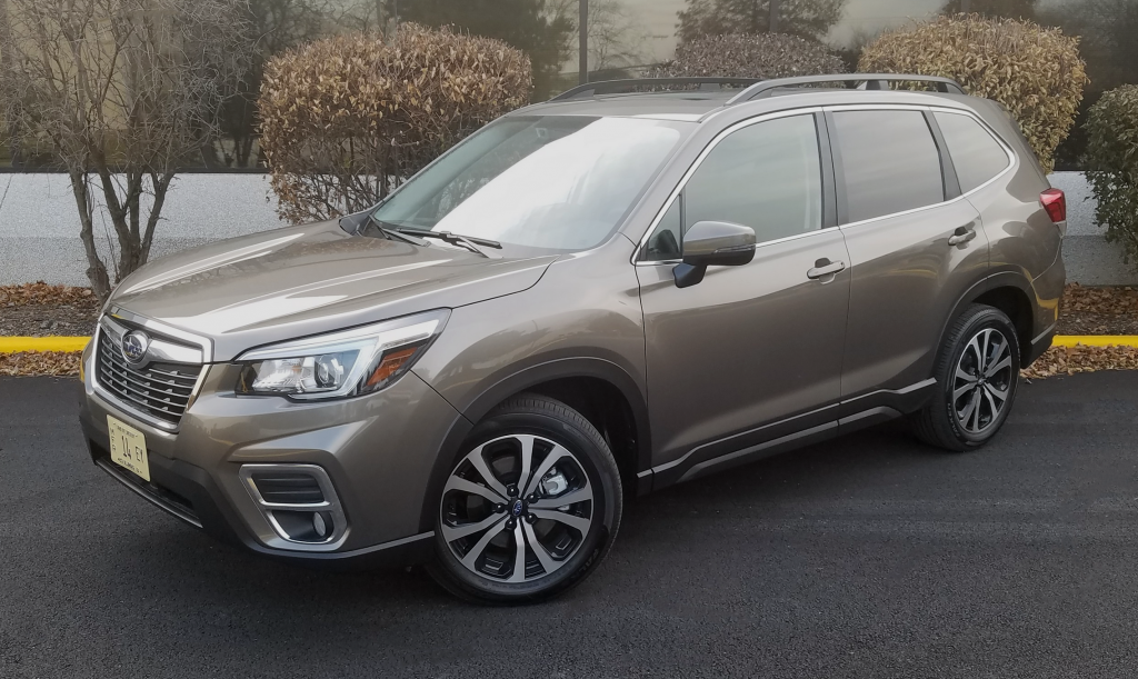 Crosstrek Vs Forester >> Subaru Archives - The Daily Drive | Consumer Guide® The ...