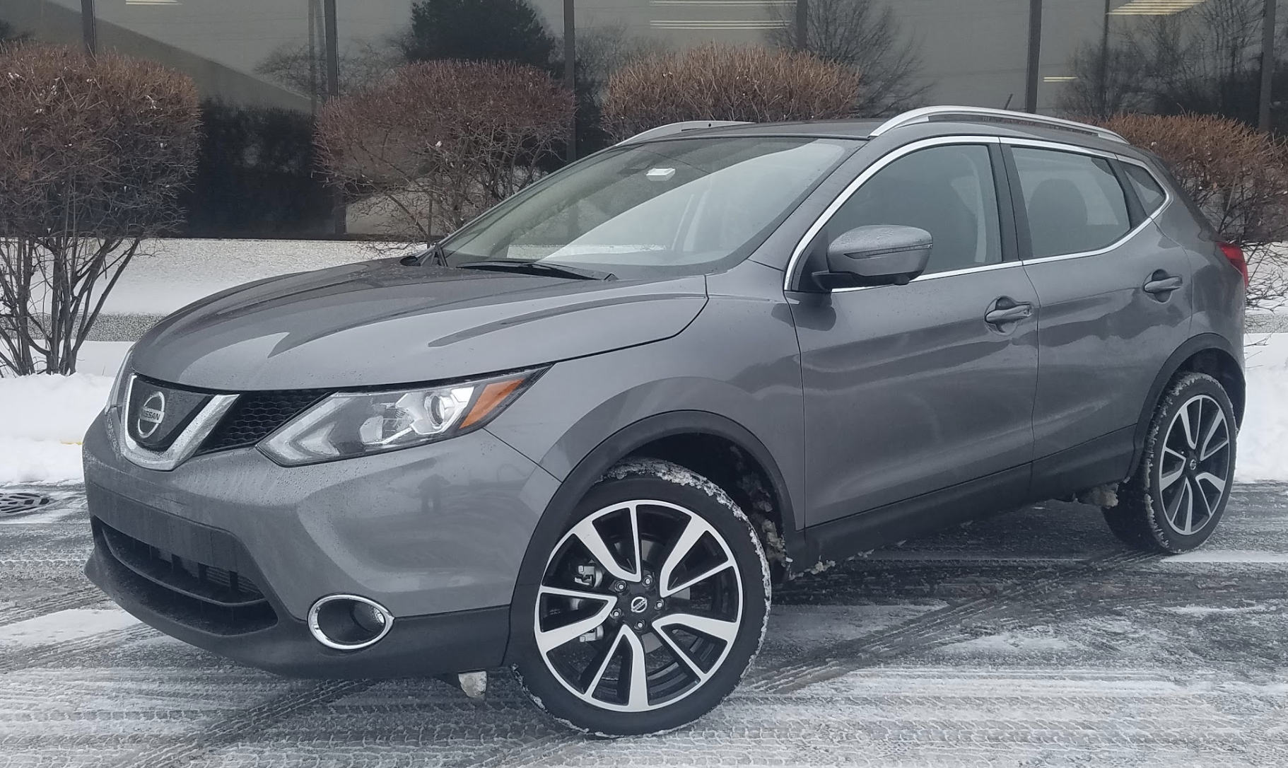 2019 Nissan Rogue Sport The Daily Drive | Consumer Guide®