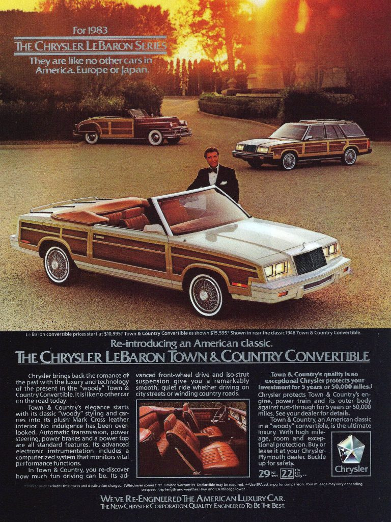1983 Chrysler
