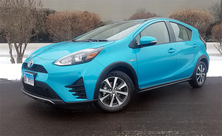 Test Drive: 2019 Toyota Prius c | The Daily Drive | Consumer Guide