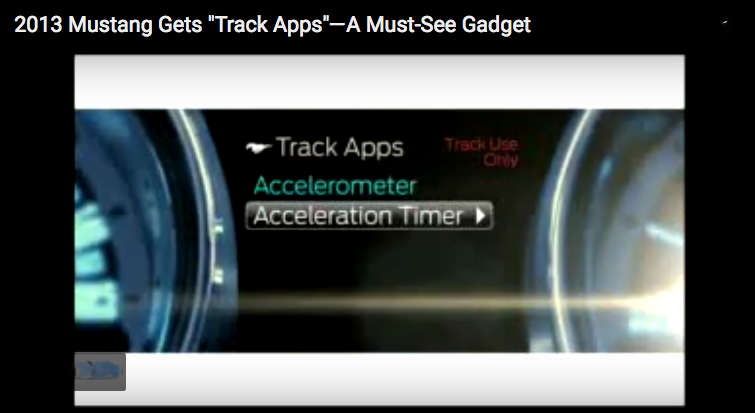 What are Mustang Track Apps?