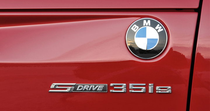 2011 BMW Z4 sDrive 35is, Confusing Car Names
