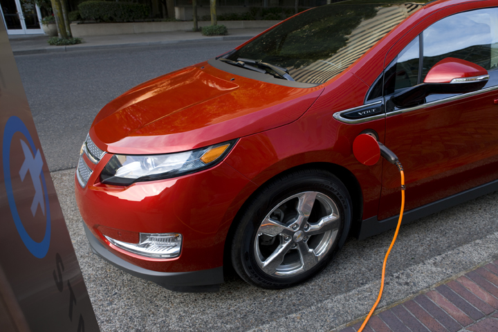 2012 Chevrolet Volt, Chevrolet Volt Buyer
