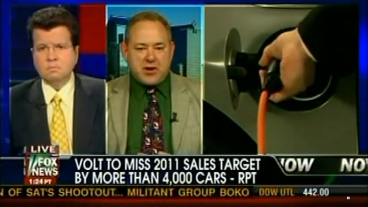 Fox News host Neil Cavuto and guest Mark Modica