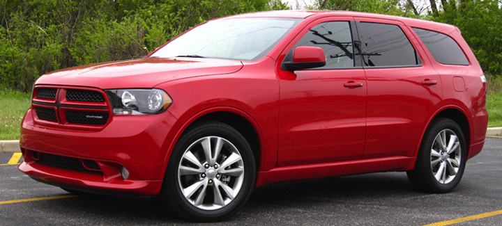 2012 Dodge Durango R/T, Vehicles for Mom