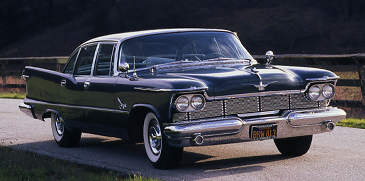 1958 Imperial Custom LY