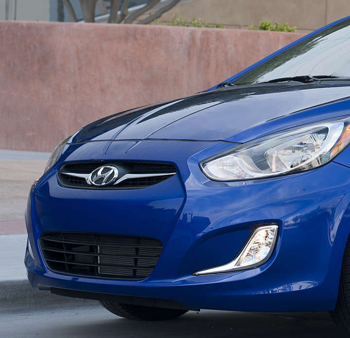 Hyundai Accent, Mystery Car Quiz