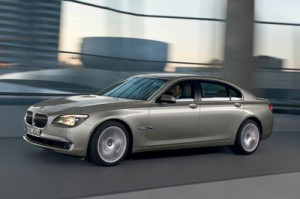 2012 BMW ActiveHybrid 7