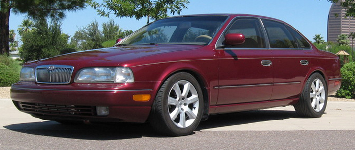 1994 Infniti Q45t, Japanese Cars That Didn't Get Enough Respect
