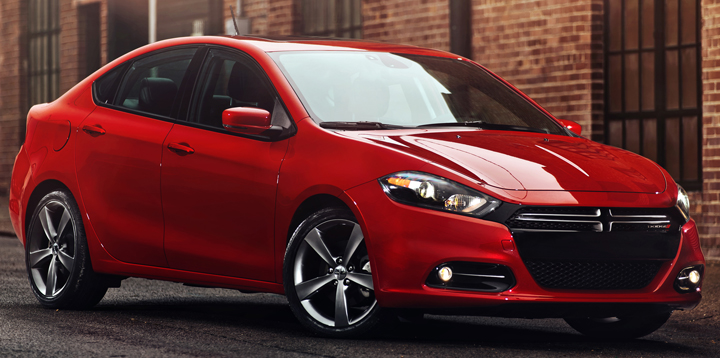 2013 Dodge Dart, Automotive Awards