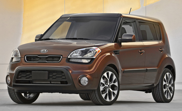 2013 Kia Soul, Best 2013 Cars