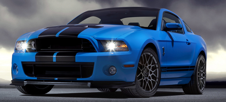 Shelby GT500 Review