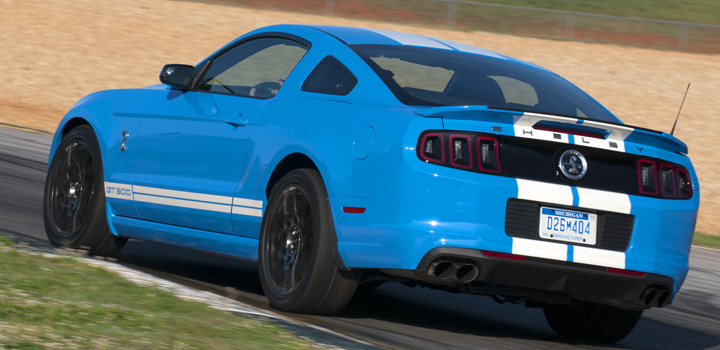 2013 Shelby GT500 Review