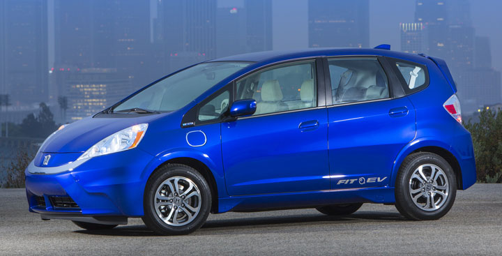 Cool Things About the New Honda Fit EV