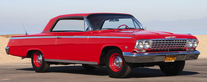 Photo Feature 1962 Chevrolet Impala Ss The Daily Drive Consumer Guide The Daily Drive Consumer Guide