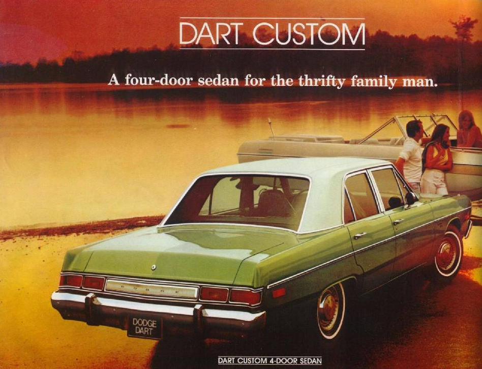 Dart To Dart 1976 Vs 2013 The Daily Drive Consumer