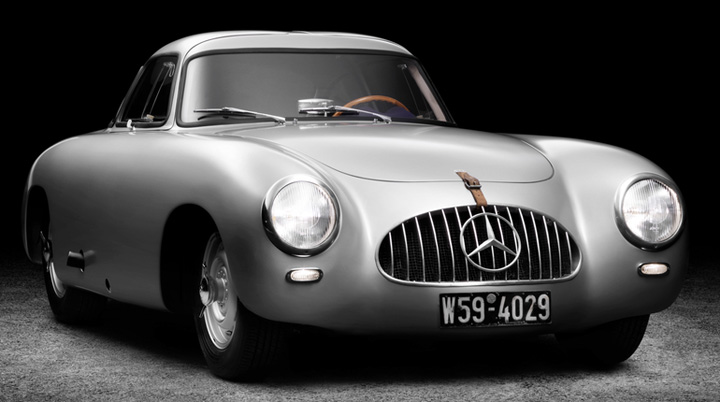 Classic Cars From Mercedes