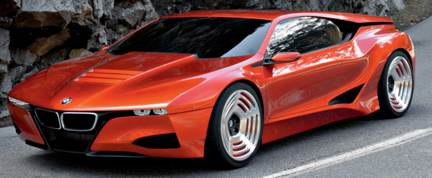 Bmw Plans New M1 Supercar For 2016 With 600 Horsepower And
