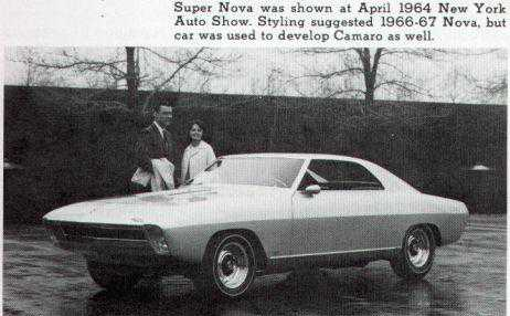 "1964 Chevrolet Super Nova ""Shark"""