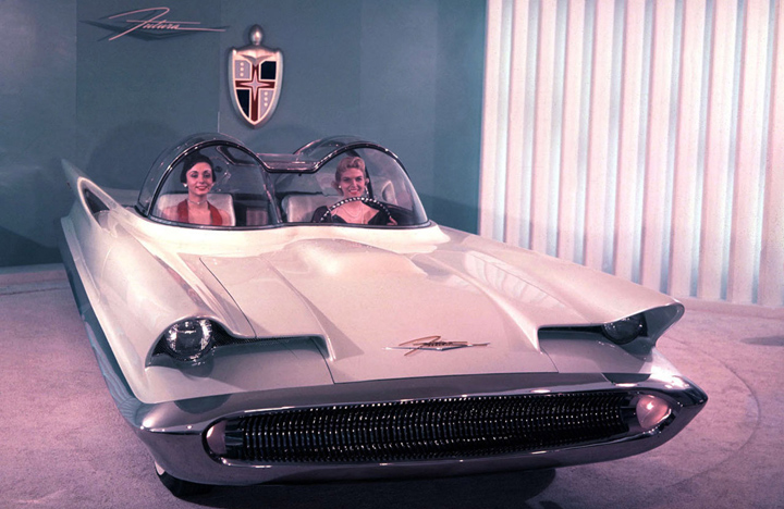 History of the Batmobile, What was the Batmobile?
