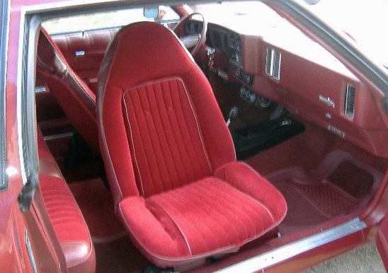 Swivel Seat, Monte Carlo, Coolest Automotive Options