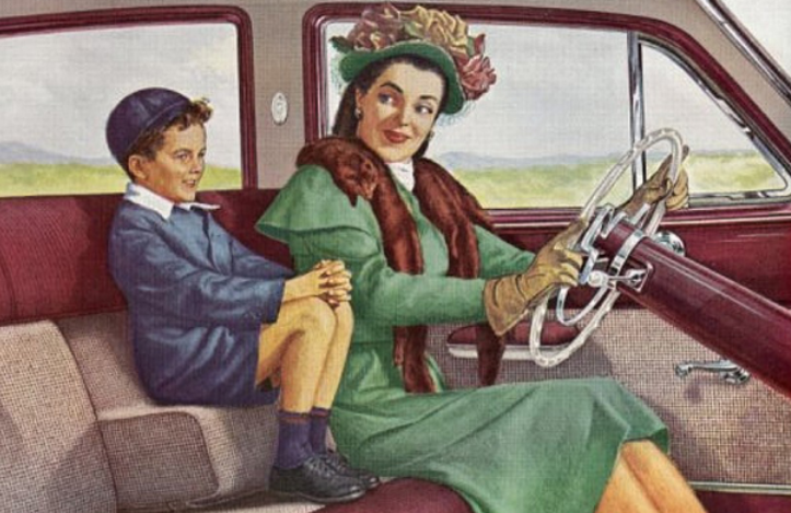 Before There Were Child Seats The Daily Drive