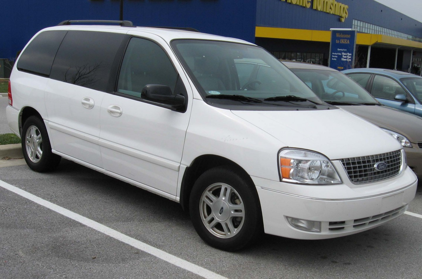 Ford S Tarnished Stars Three Second Tier Vans With