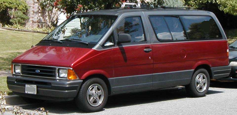 "Ford's Tarnished ""Stars"": Three Second-Tier Vans with ..."