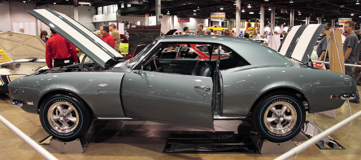 2012 Muscle Car and Corvette Nationals
