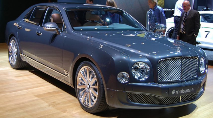 Bentley Has the Need for Speed at the LA Auto Show | The